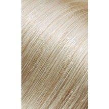 CLIP IN 7pásů PEARL BLOND platina #60W, 70g, 40cm, 100% lidské vlasy k prodloužení
