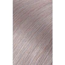 CLIP IN 7pásů STŘÍBRNÁ, 70g, 40cm, 100% lidské vlasy k prodloužení