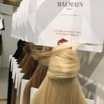 Balmain Catwalk Ponytail culík 55 cm,rovný 100% Memory hair