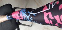 Dámské sportovní legíny- barevné Perfektvlasy