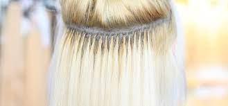 Prodlužování vlasů - keratin za tepla